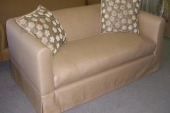 sofa+goldFloralPillows